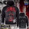 "Blood in Blood Out - Herren ""Red Calavera"" Hoodie"