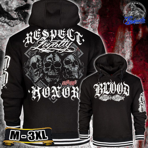 "Blood in Blood Out - Men "" Lema "" Hoodie"