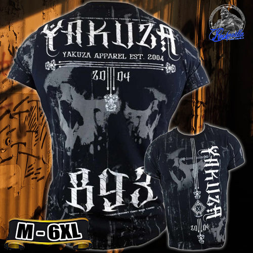 "Yakuza - Herren ""Dark Side"" T-Shirt"