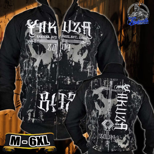 "Yakuza - Herren ""Dark Side"" Trainingsjacke"
