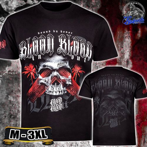 "Blood in Blood Out - Herren "" Black Honor "" T-Shirt"