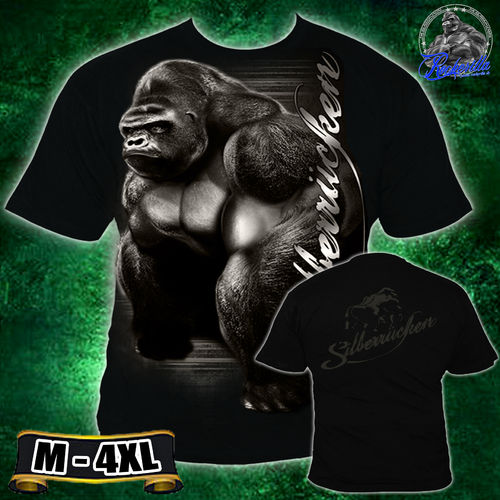 "Silverback - Men ""Big Gorilla"" T-Shirt"