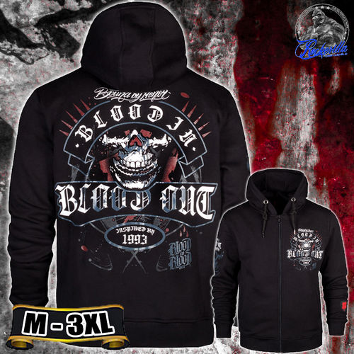 "Blood in Blood Out - Herren "" Sonaro "" Kapuzenjacke"
